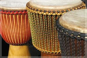JUNJUN ジャンベ Djembe 젬베 非洲鼓 金贝